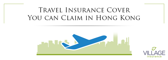 Infographic: Travel Insurance Claims in Hong Kong