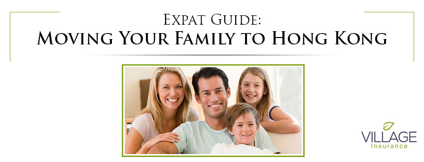 Expat Guide: Moving Your Family to Hong Kong