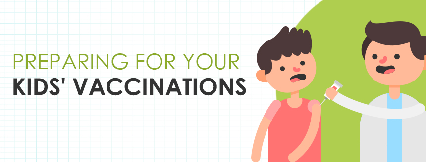 How to Prepare Your Kids for Vaccination Day