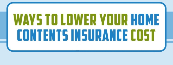 Infographic: How to Lower Home Insurance Costs