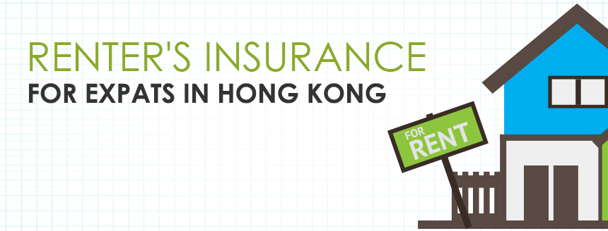 Infographic: Getting Insurance While Renting in Hong Kong