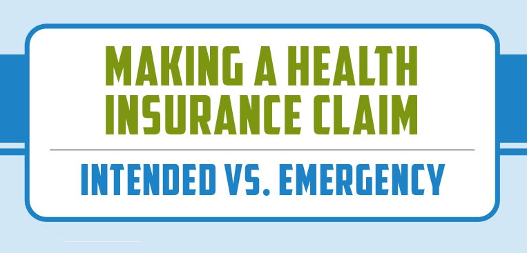 Infographic: Making A Health Insurance Claim