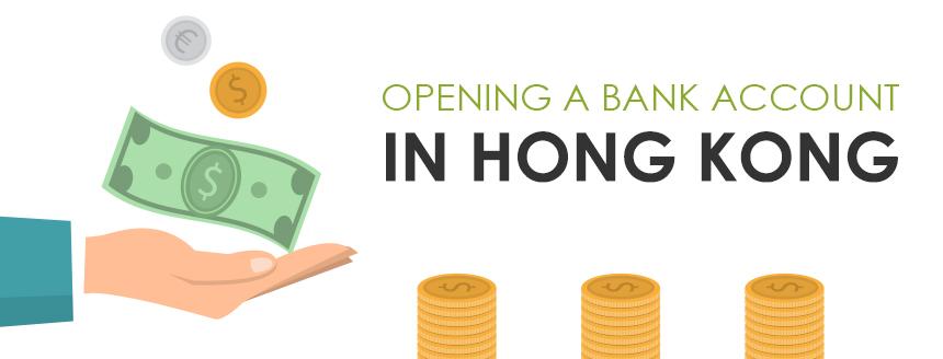 opening bank account in hong kong