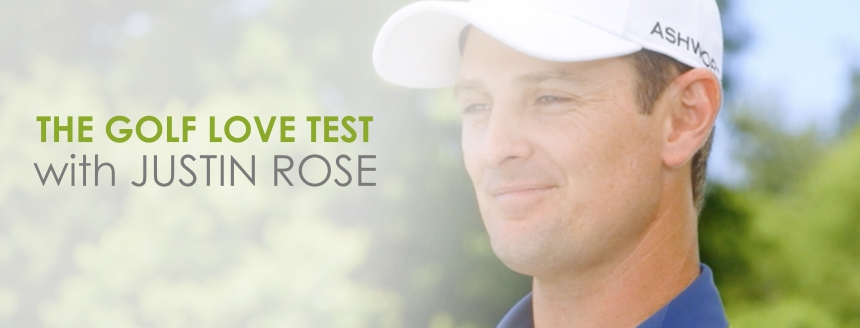 Justin Rose for Zurich Insurance