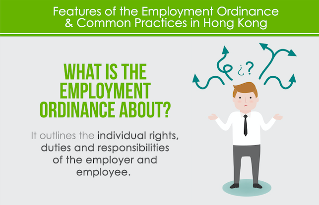 Features of Employee Ordinance in Hong Kong