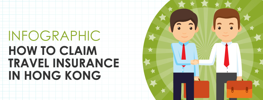 Infographic: How to Claim Travel Insurance in Hong Kong