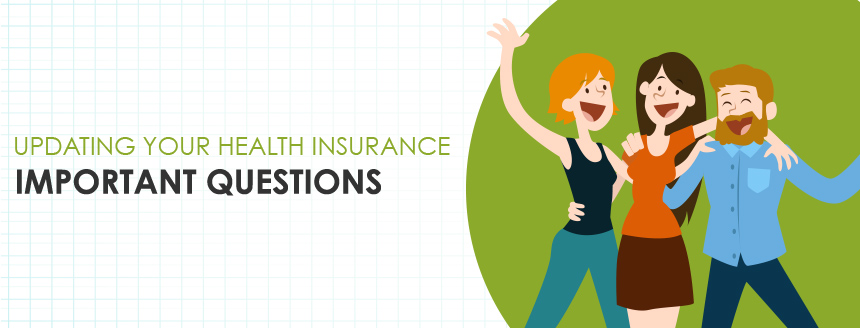 Updating Your Health Insurance