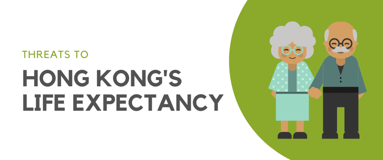 Infographic: Threats to Hong Kong's Life Expectancy