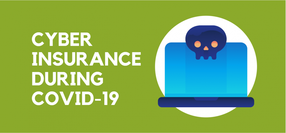 Infographic: Cyber Insurance & Covid-19